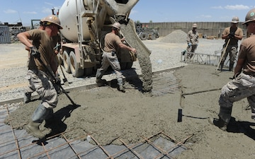 Navy Seabees pave the way for Coalition air power in eastern Afghanistan