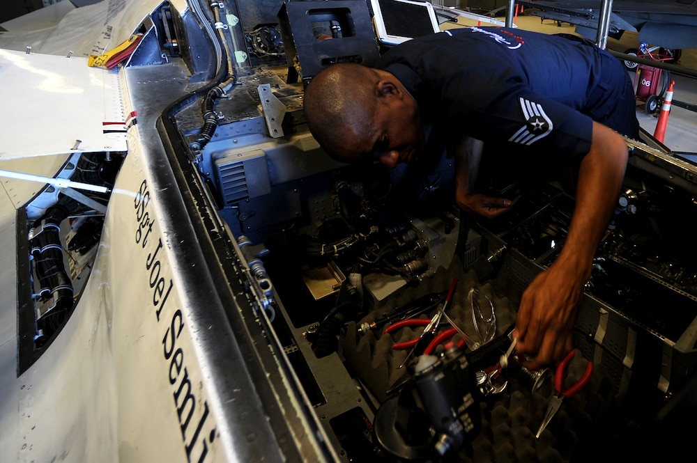 From the Caribbean to New York, Thunderbirds Egress Specialist finds fulfillment in joining AF