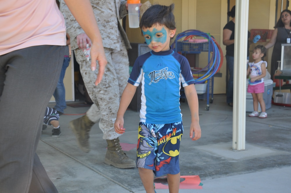 Taking care of the families that protect us: MCLB Barstow CDC