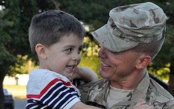 Welcome home, 153rd Military Police Company