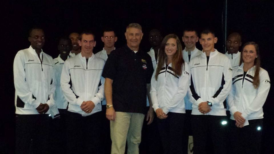 All Army Ten-Miler team for the 29th annual run