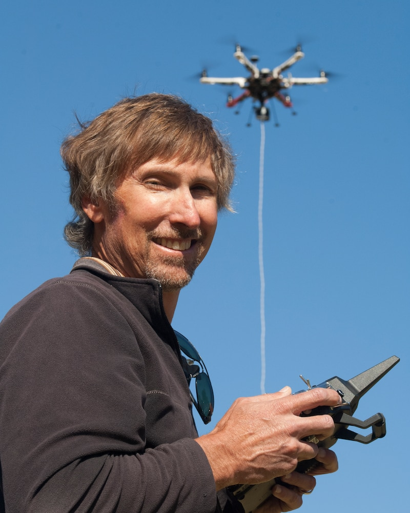 Researchers Fill Operational Needs With Innovation in Unmanned Aircraft Systems