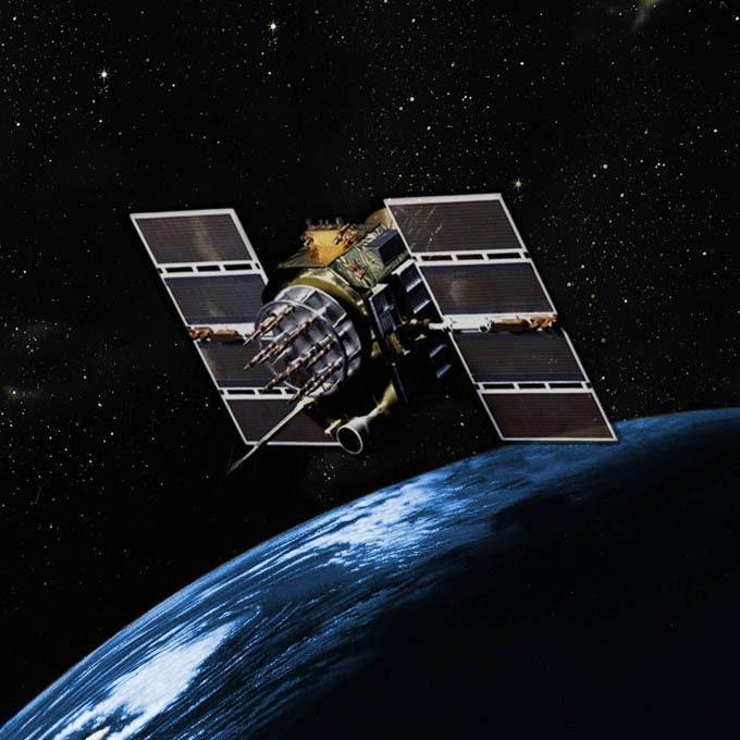 GPS satellite approaching 23 years on orbit