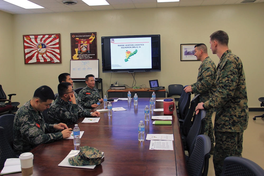 ROK, U.S. Marines share knowledge, prepare for future