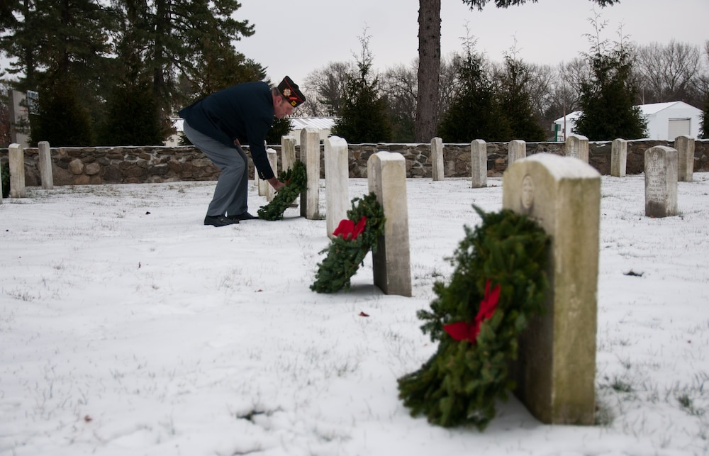Family members, veterans, service members honor fallen