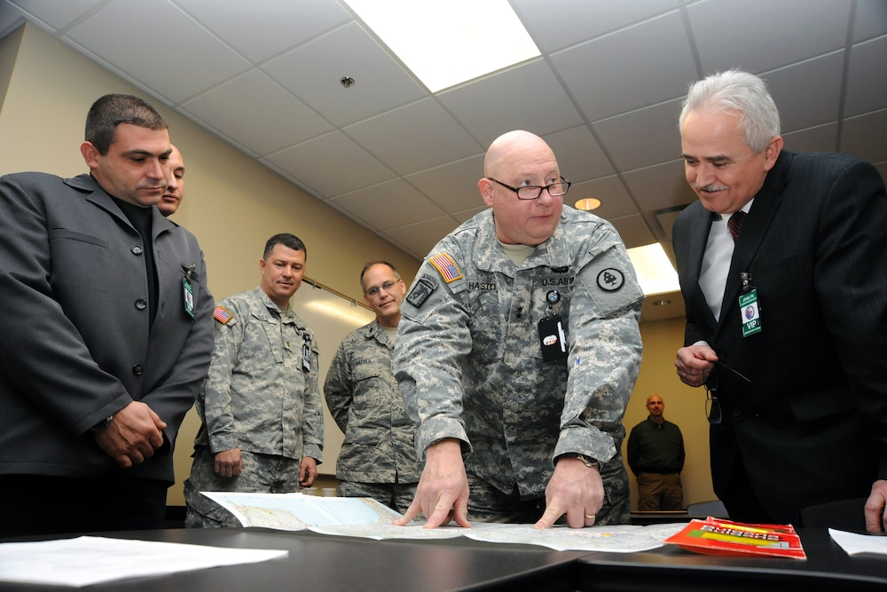 Tennessee National Guard partners with Bulgarian Cyber Security Forces
