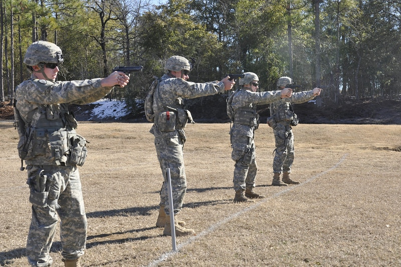 Arctic sharpshooters go to Fort Benning for Army Small Arms Championship