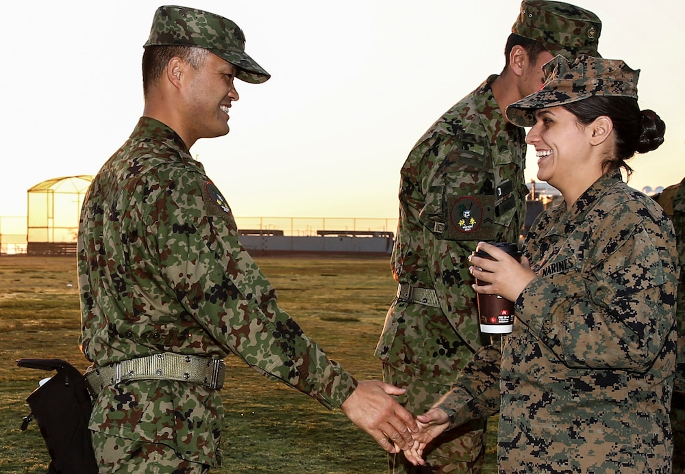 Marine uses life experience to succeed in the Corps