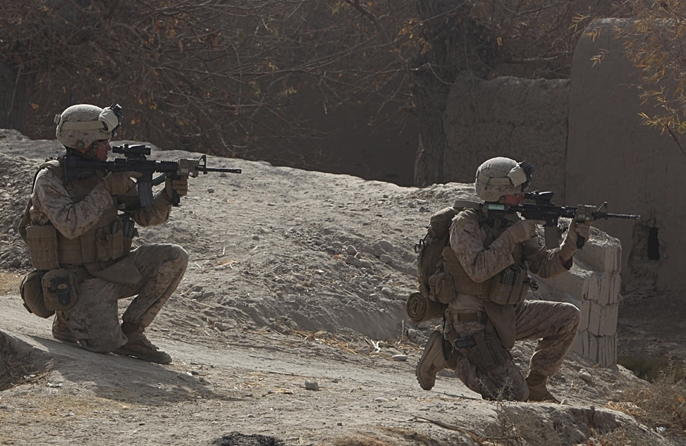 The Sangin Story: last coalition service members leave once insurgent stronghold