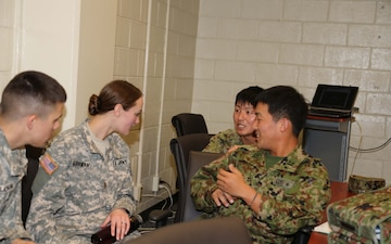 US Army Japan on Okinawa builds lasting friendships with Japanese Ground Self Defense Force officers