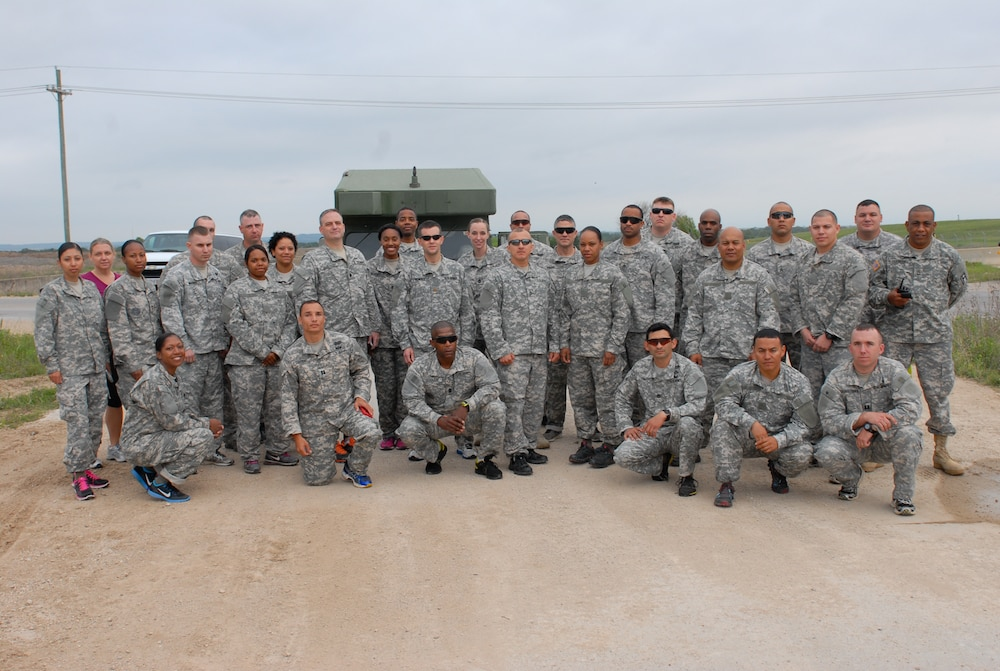 Division Wests 479th FA held 2nd Warrior Artillery Fitness Challenge