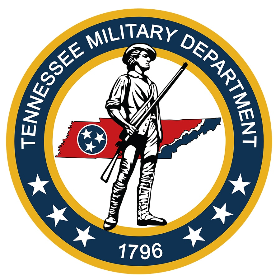 Tennessee Military Department Seal