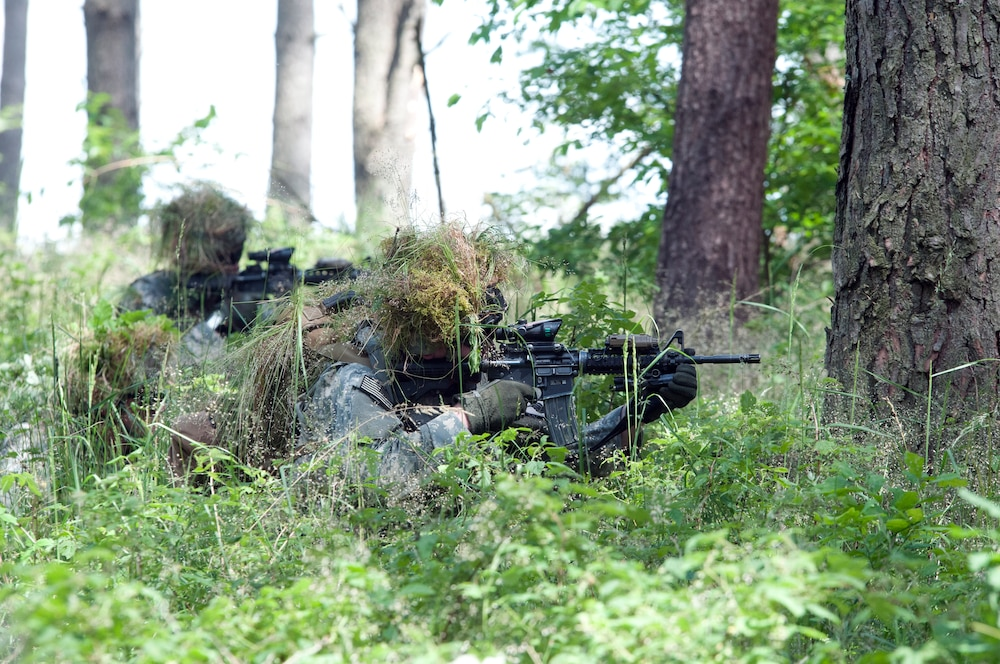 173rd Airborne Brigade conducts live fire exercise in Poland