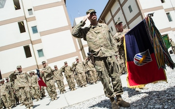 48th IBCT returns home
