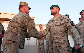 Slovak Land Force ends mission in Kandahar