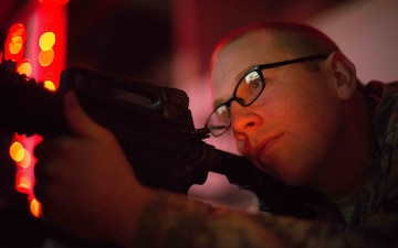 Oregon public affairs Soldiers hit the mark in weapons qualification