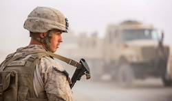 1st Battalion 2nd Marine Regiment bids farewell to Helmand province [Image 3 of 10]