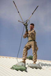 1st Battalion 2nd Marine Regiment bids farewell to Helmand province [Image 5 of 10]