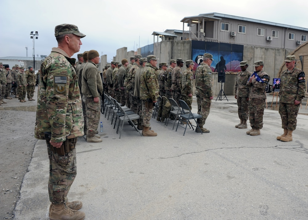 Bagram remembers Operation Anaconda's fallen