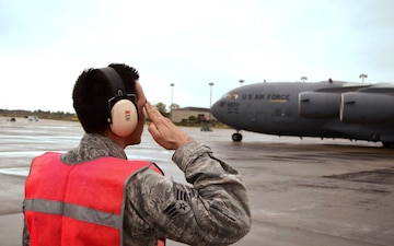 US and UK mobility Airmen put the 'Air' in Airborne during multinational exercise