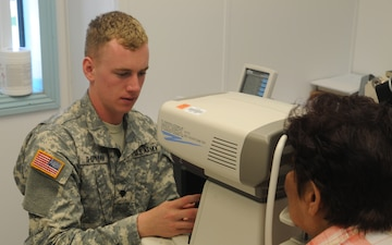 Soldiers, IHS provide health services to Native Americans