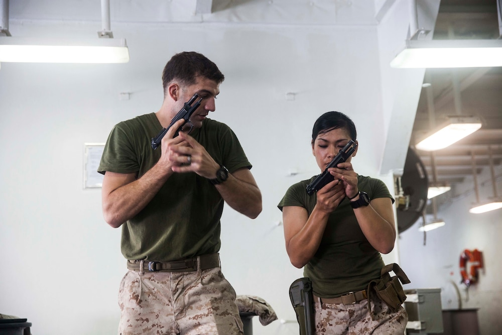 US Marines lead the way with specialized female engagement teams