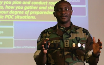 US military and its African partners take on academics