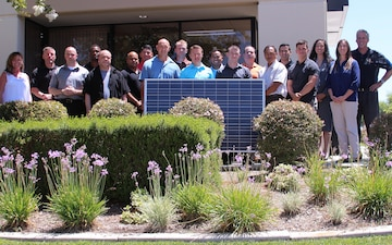 Veterans receive energy training scholarship in Solar