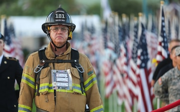 Phoenix community members hold 9/11 event during Marine Week Phoenix