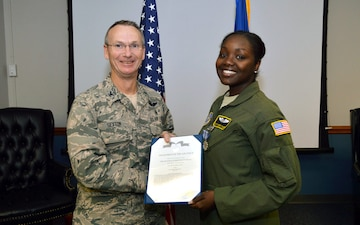 AF medic recognized for aiding accident victims at Fort Bragg gate