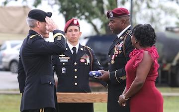 Paratrooper for life: Former division command sergeant major retires after storied career