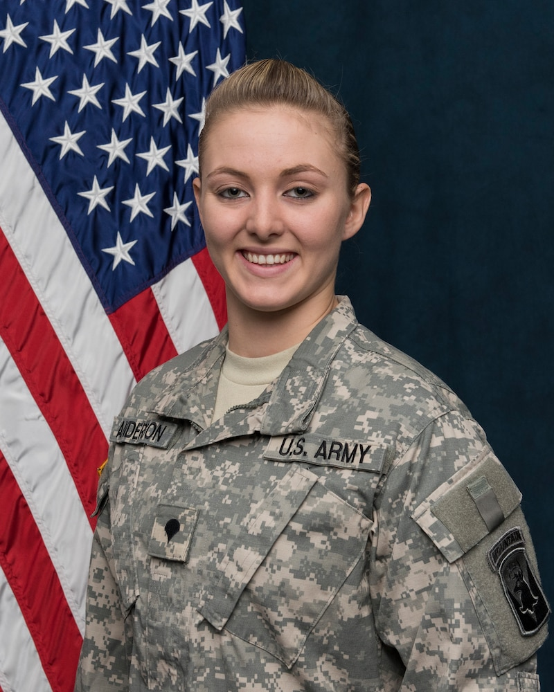 Vermont Guardsman becomes nation's first female combat engineer