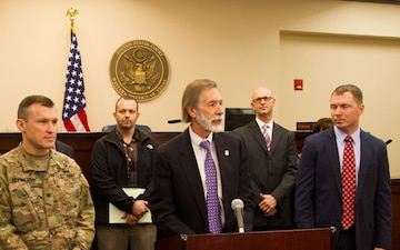 Veterans Court pilot program to start at Fort Hood