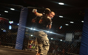 Division's only combatives champ hails from Strike
