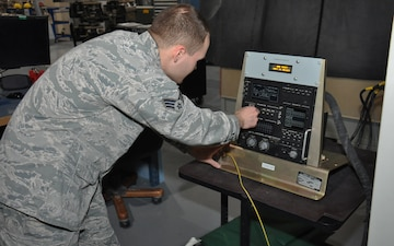Avionics flight ensures aircraft equipment mission ready