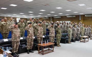 Annual Exercise Eager Light continues to build US, Jordanian partnership