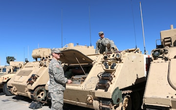 Army vehicles get technology upgrades for modernization evaluations