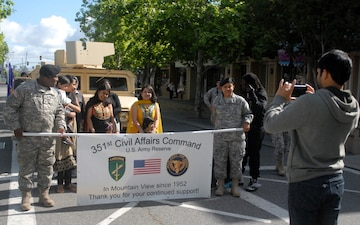 38th Mountain View Calif. Spring Family Parade