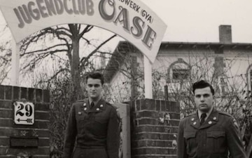 Surviving the Holocaust: Former Soldier, AF civilian tells his story
