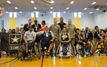 DoD Warrior Games 2016