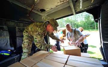 NH Guardsmen Strengthen Relationships During Granite Guard II