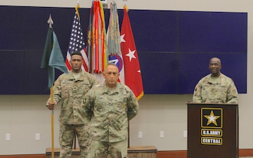 U.S. Army Central Reactivates Digital Liaison Detachment