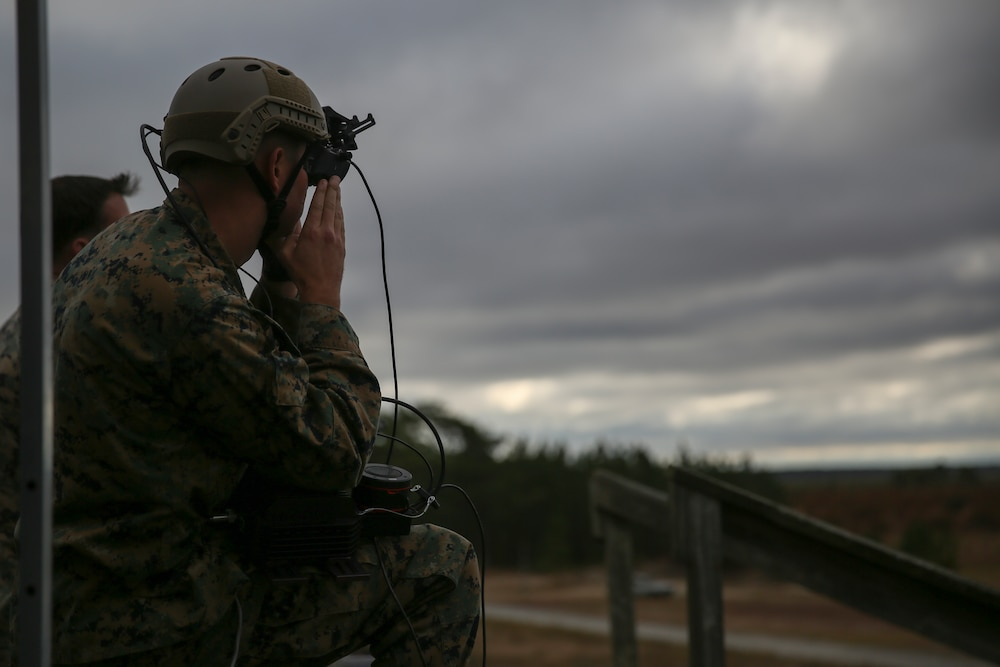 Marines advance towards new technology
