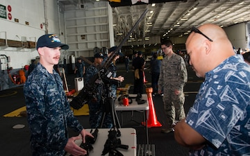 Stennis Ship Tours During 75th Pearl Harbor Commemoration