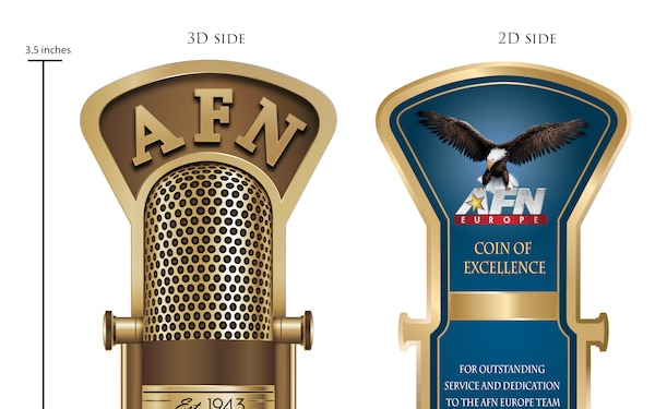 AFNE Command Coin