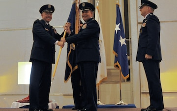 104th Fighter Wing Change of Command