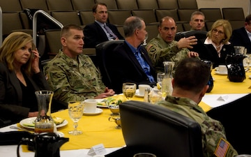 House reps visit Fort Campbell, Poppas talks readiness