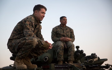 Marines arrive, prep in Republic of Korea