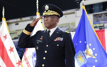 Commanding General retires after more than 40 years of service