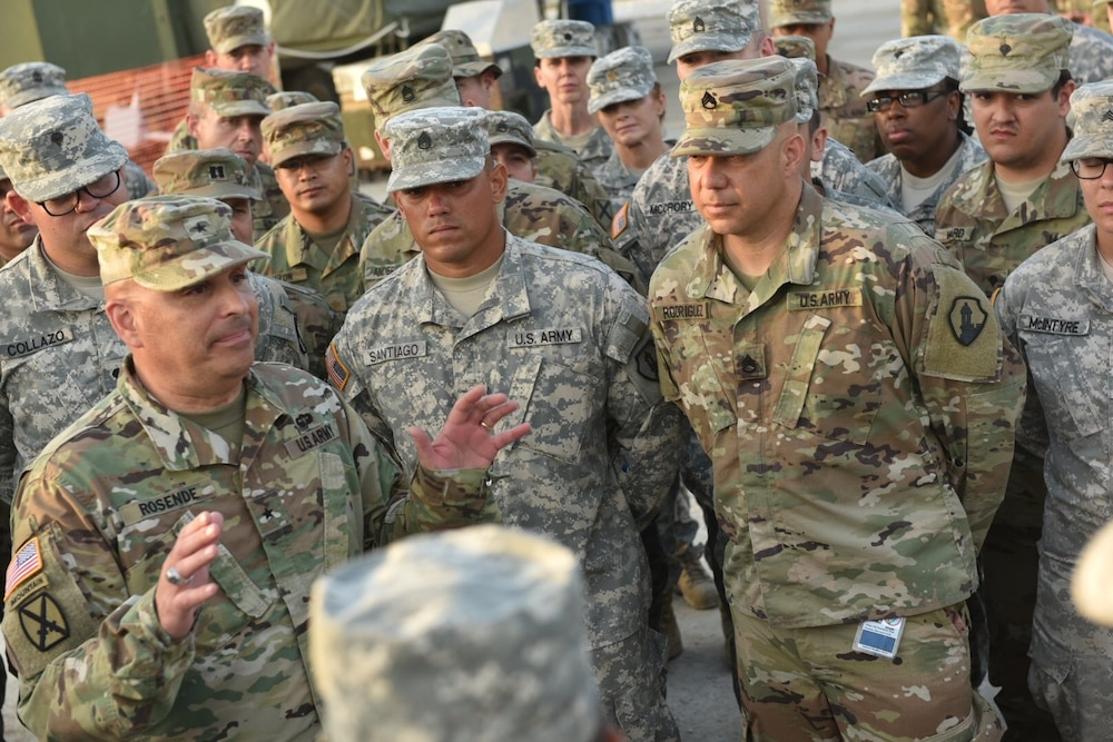 U.S. Army Reserve Soldiers complete phase one of BTH – Belize Exercise
